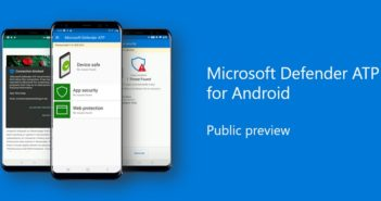 Microsoft Defender pre Android