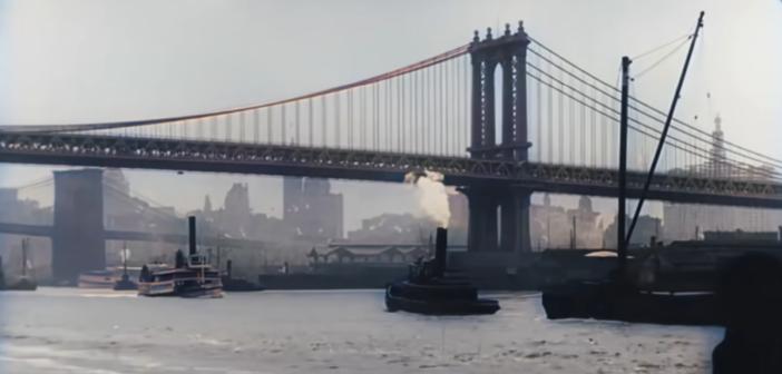 New York 1911 v 4K