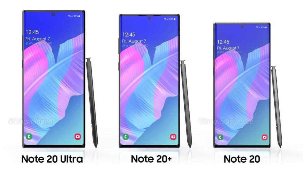 Samsung Galaxy Note 20+ (Ultra)