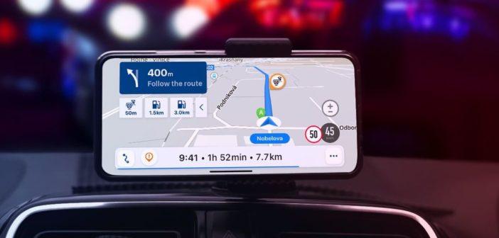 Sygic GPS Navigation Mobilné radary