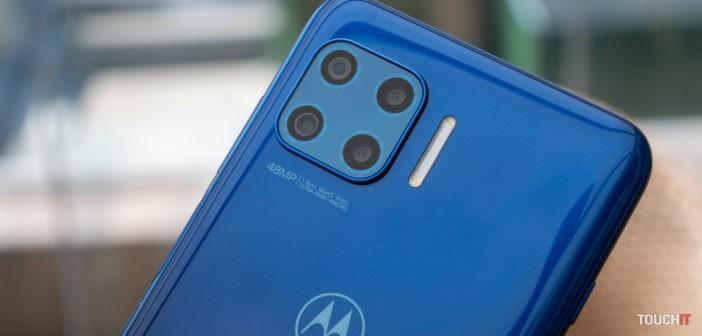 Motorola predstavuje 5G telefón pre všetkých. Privítajte moto g 5G plus za 399 eur
