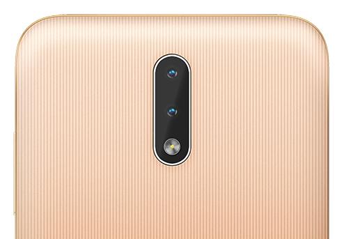 Fotoaparát na Nokia 2.3