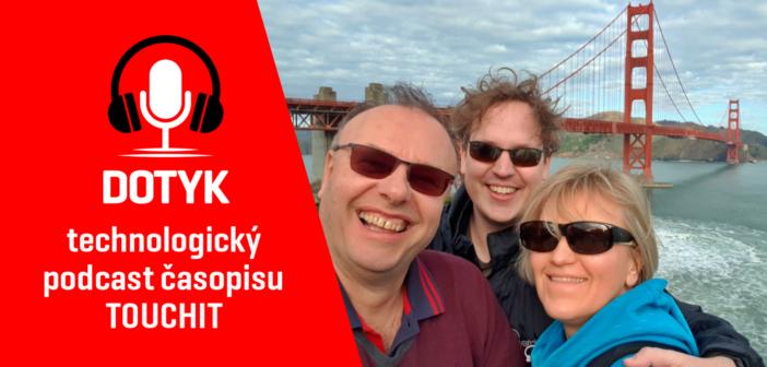 Podcast Dotyk o služobných cestách