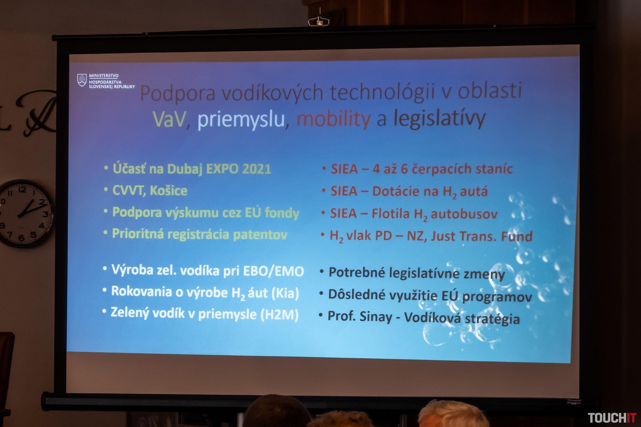 Akčný plán Richarda Sulíka pri tom, ako sa zo slovenska stane vodíková veľmoc