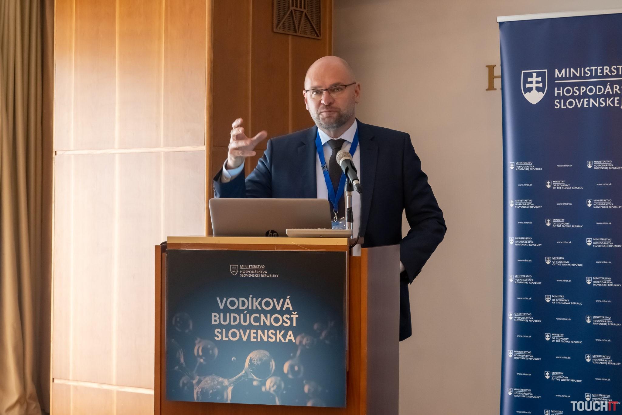 hospodárstva, Richard Sulík bol s konferenciou očividne spokojný