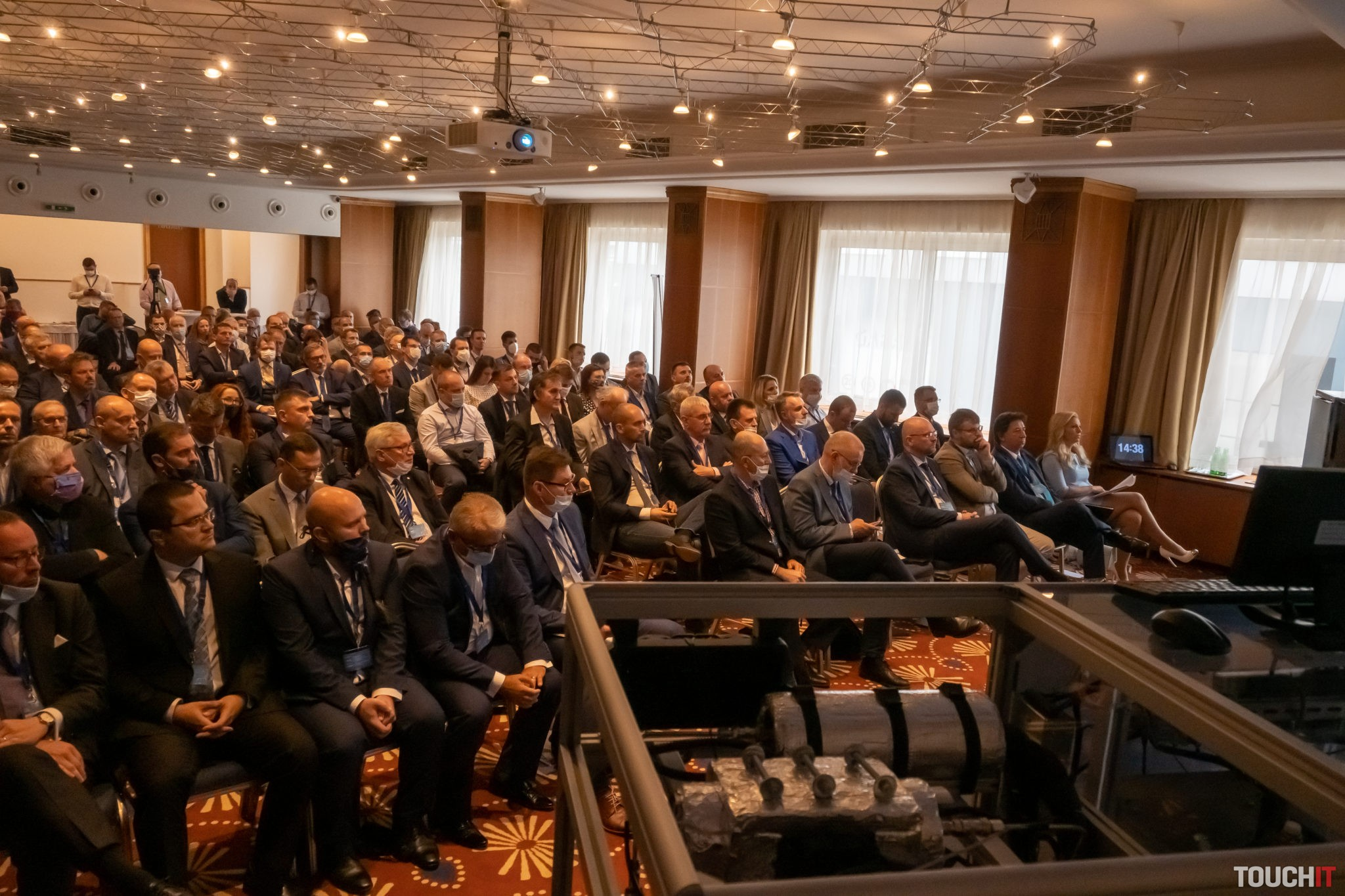 Konferencie sa zúčastnilo tak 150 ľudí