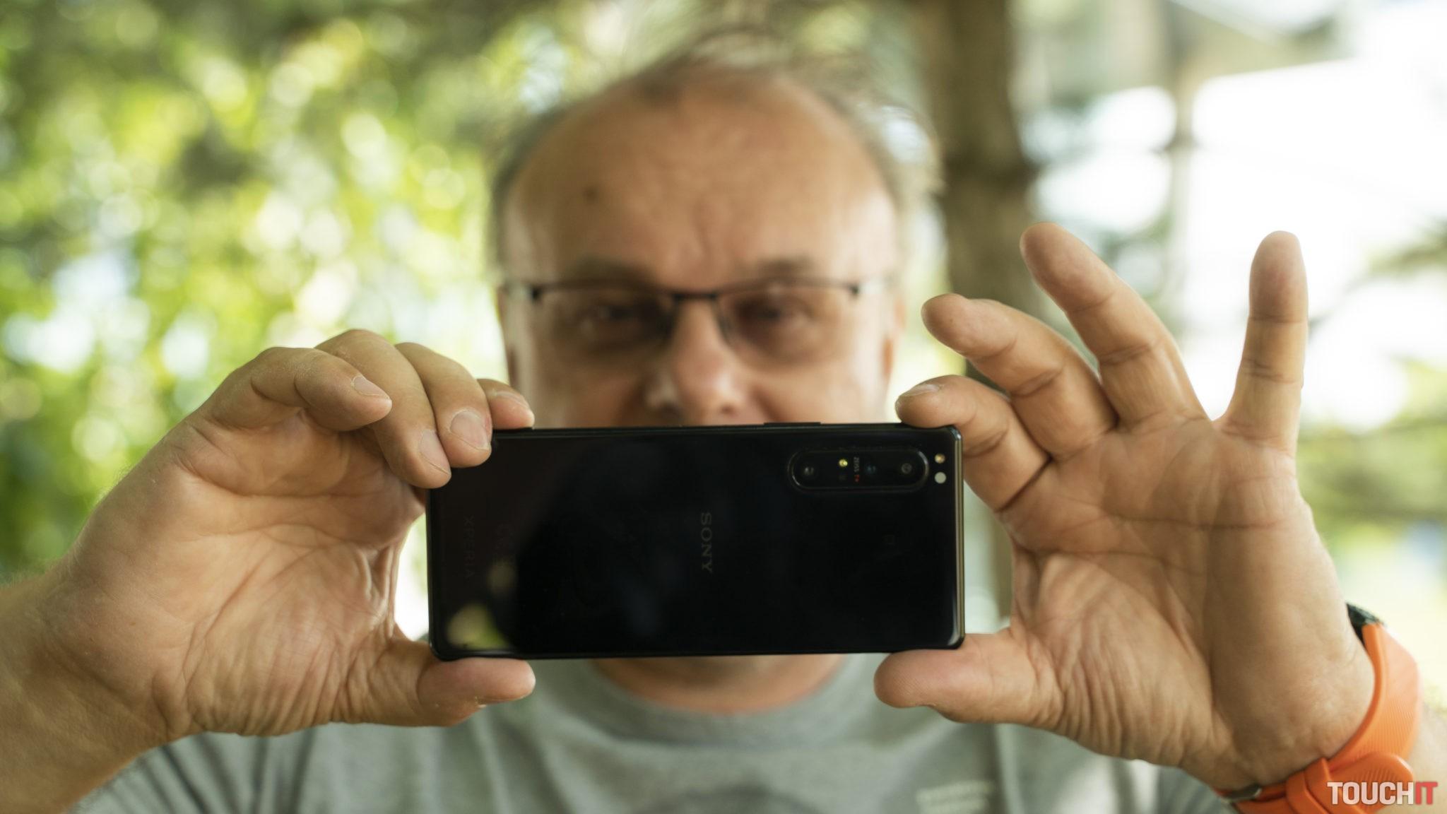 Sony Xperia 1 Mark II v našich rukách