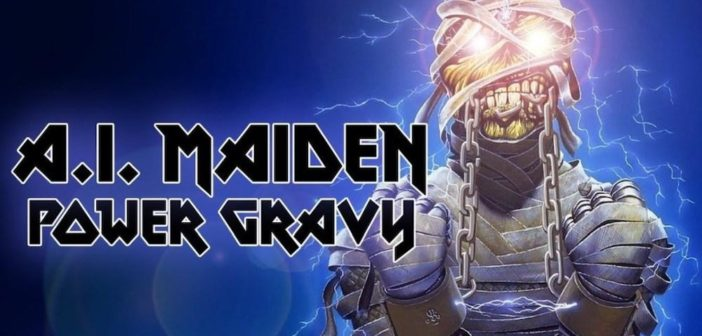 A.I. Maiden Power Gravy: Vypočujte si najlepšiu skladbu Iron Maiden, akú kedy vytvorila umelá inteligencia