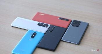 Fototest Huawei P40 Pro, OnePlus 8 Pro, Oppo Find X2 Pro, Samsung Galaxy S20 Ultra, Sony Xperia 1 II