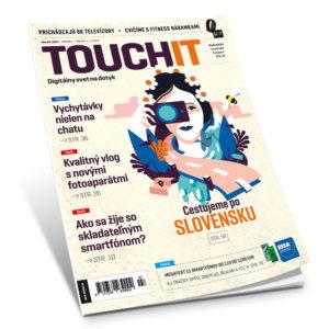 Nové vydanie TOUCHIT 6-7/2020
