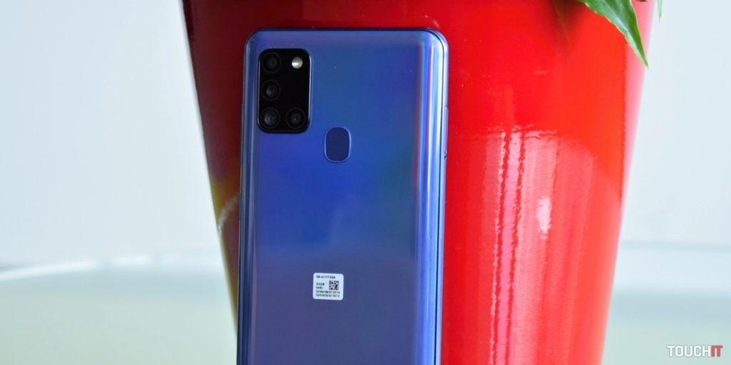 Samsung Galaxy A21s recenzia
