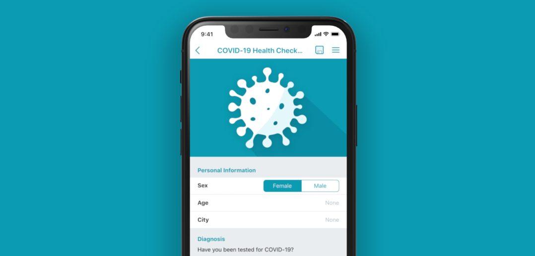 Resco COVID-19 Health Check