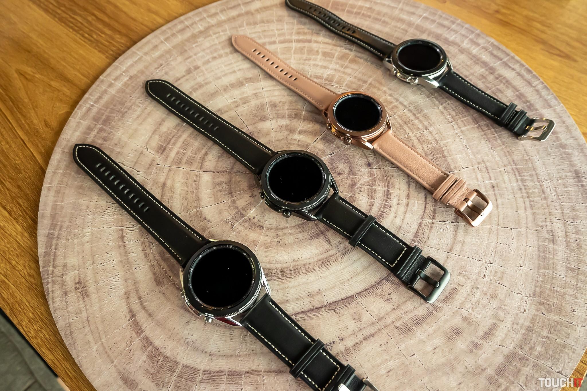 Hodinky Galaxy Watch3