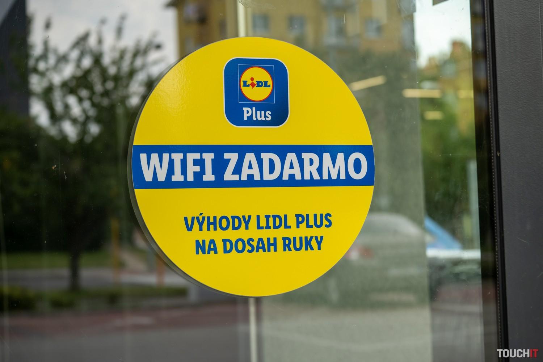 V každej predajni Lidl na Slovensku je teraz Wi-Fi zadarmo