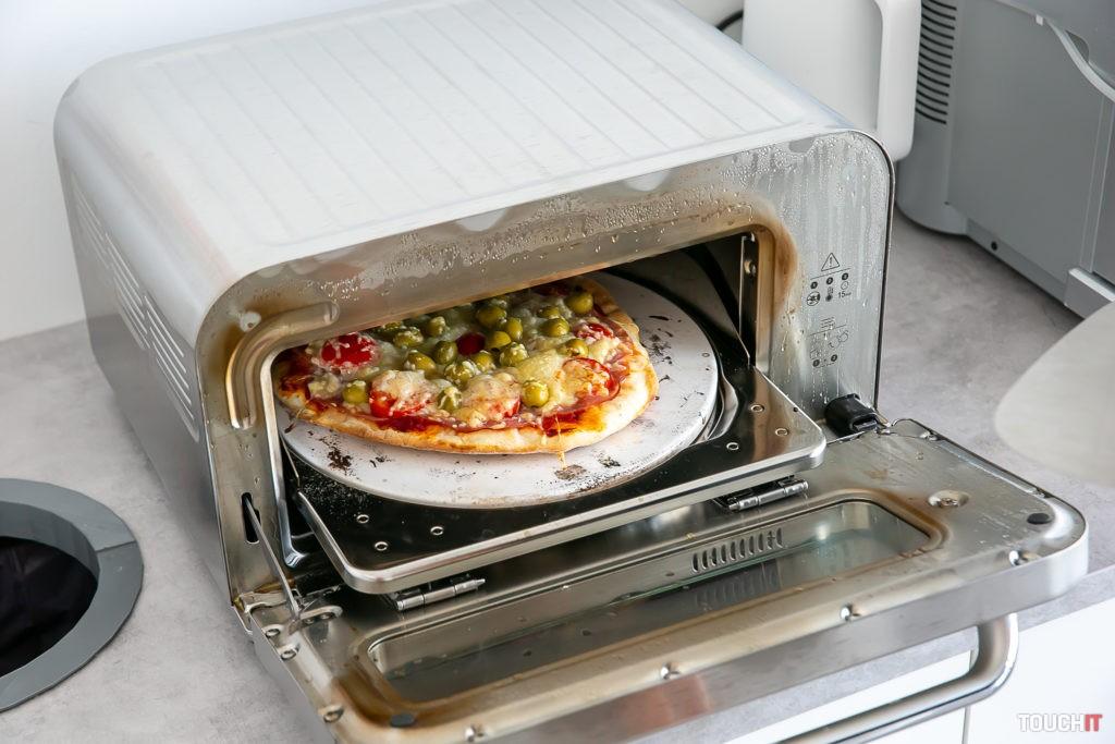 Pizza SAGE SPZ820BSS