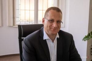 Martin Ľupták, generálny riaditeľ Slovenskej pošty, a,s,