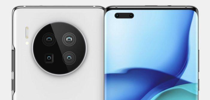Takto vraj bude vyzerať Huawei Mate 40 a Mate 40 Pro
