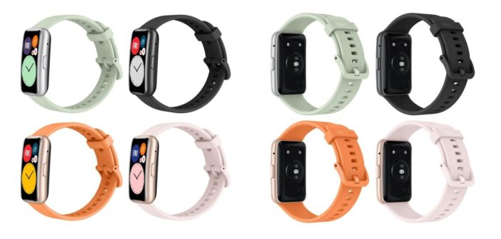 Huawei Watch Fit: Takto budú vyzerať cenovo dostupné inteligentné hodinky od Huawei