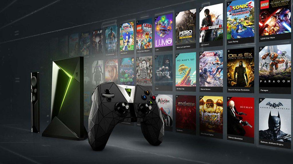 Prehrávač NVIDIA SHIELD TV predstavuje pohodlný spôsob, ako si zahrať cez GeForce NOW aj na veľkej televíznej obrazovke