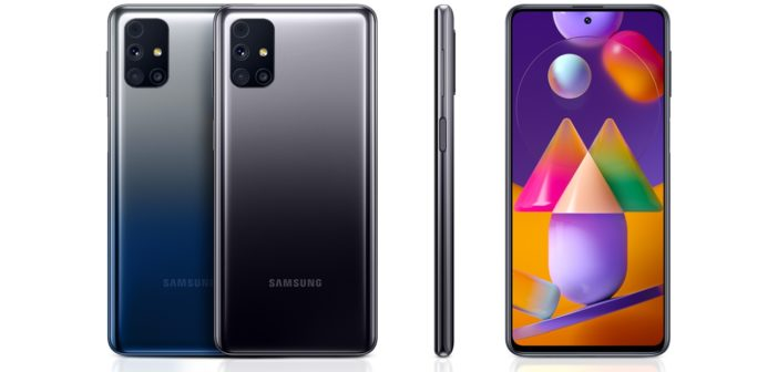 Samsung Galaxy M31s je v predaji na Slovensku: Láka 6000 mAh batériou, poznáme detaily