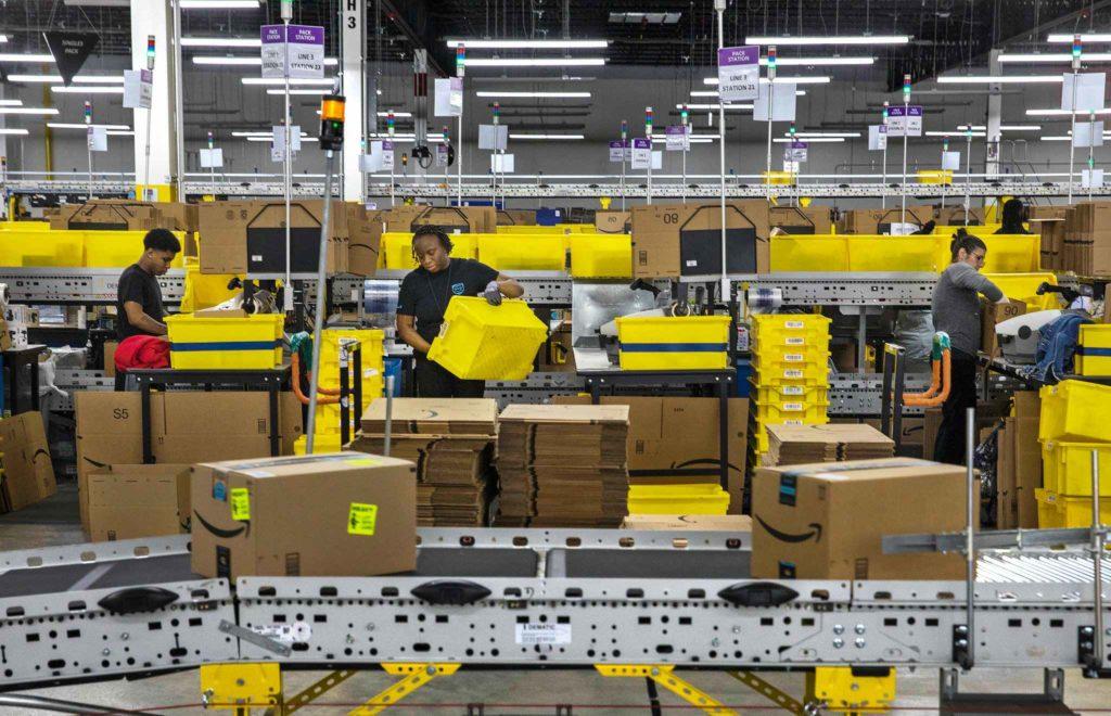 Cielená likvidácia konkurencie sa môže pri protimonopolnom vyšetrovaní stať pre Amazon problémom