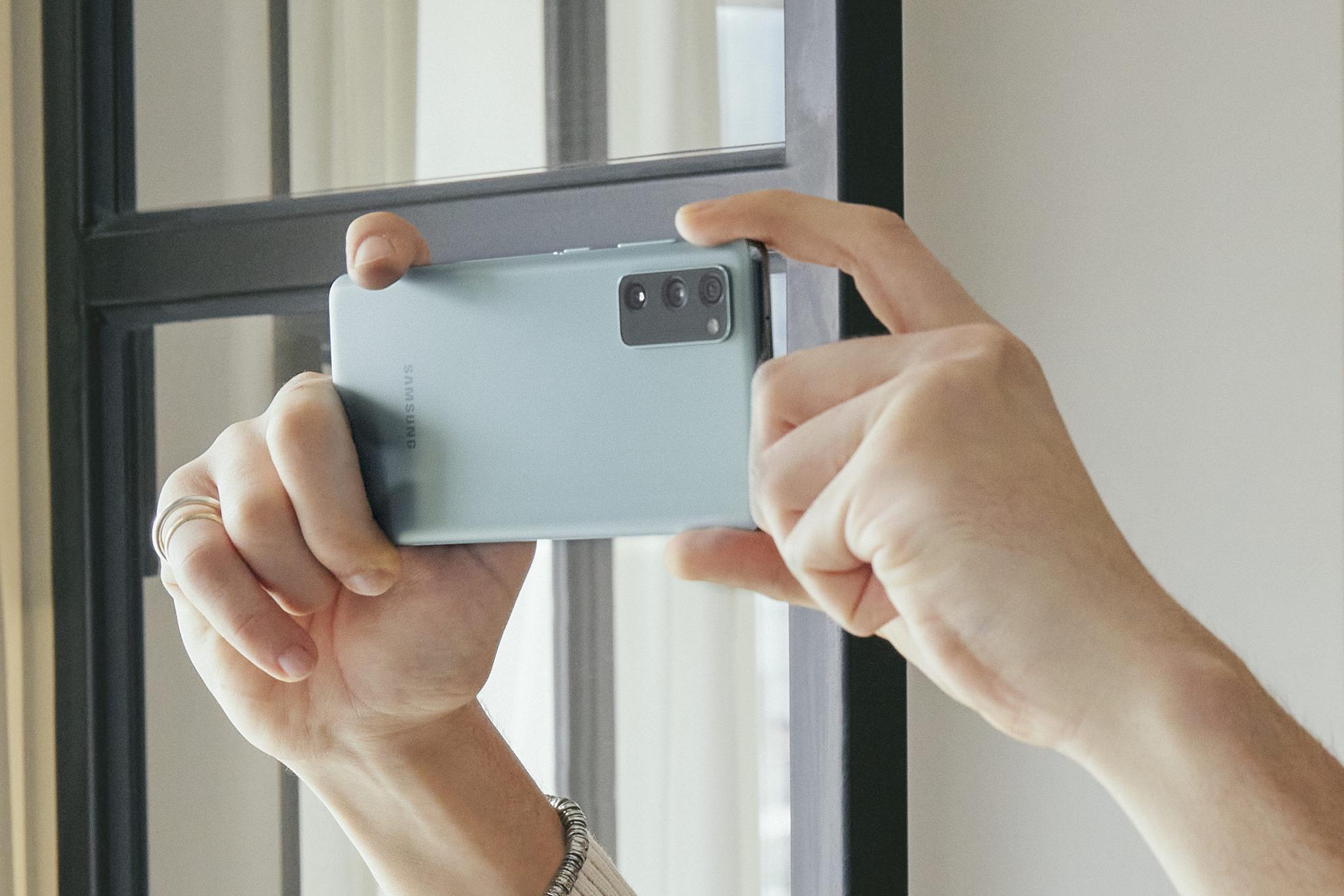 Samsung Galaxy S20 FE oceníte aj pri fotografovaní vzdialených objektov