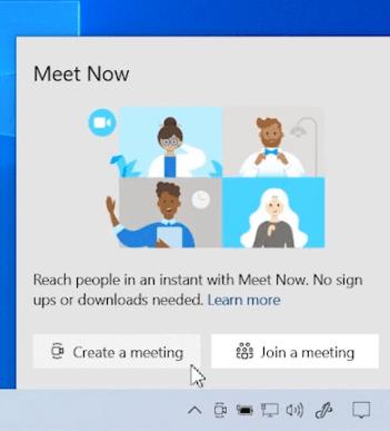 meet now