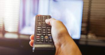 Sledovanie televízie
