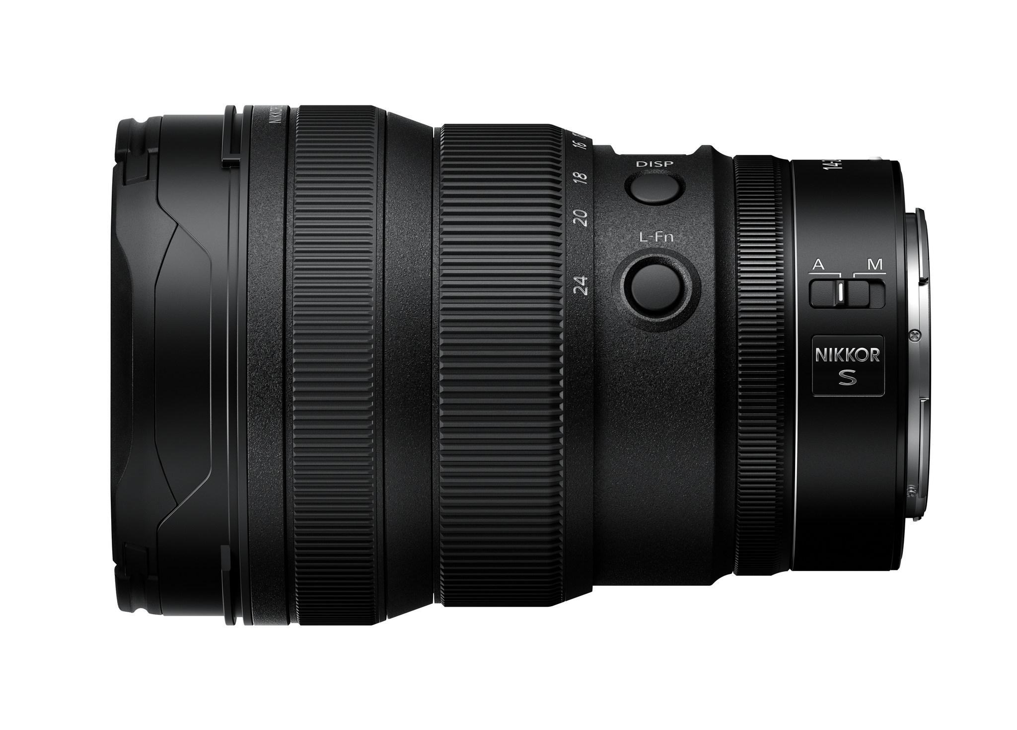 NIKKOR Z 14 – 24 mm f/2,8 S