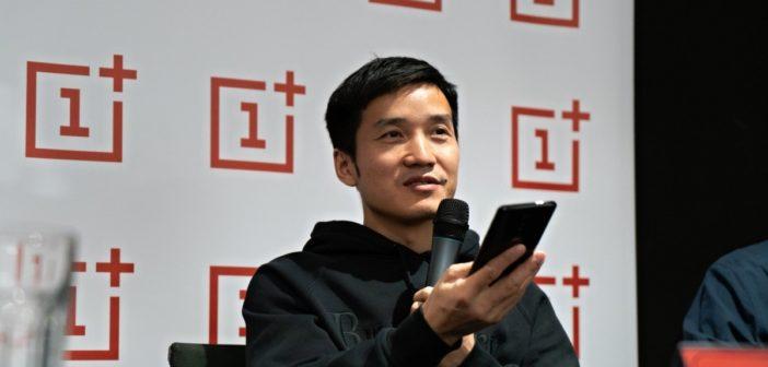 CEO OnePlus Pete Lau
