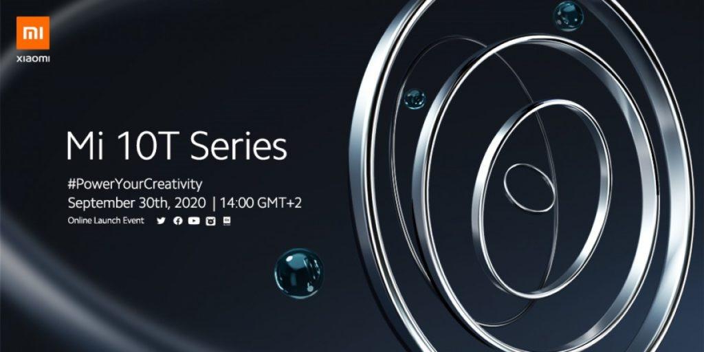 Xiaomi Mi 10 T event