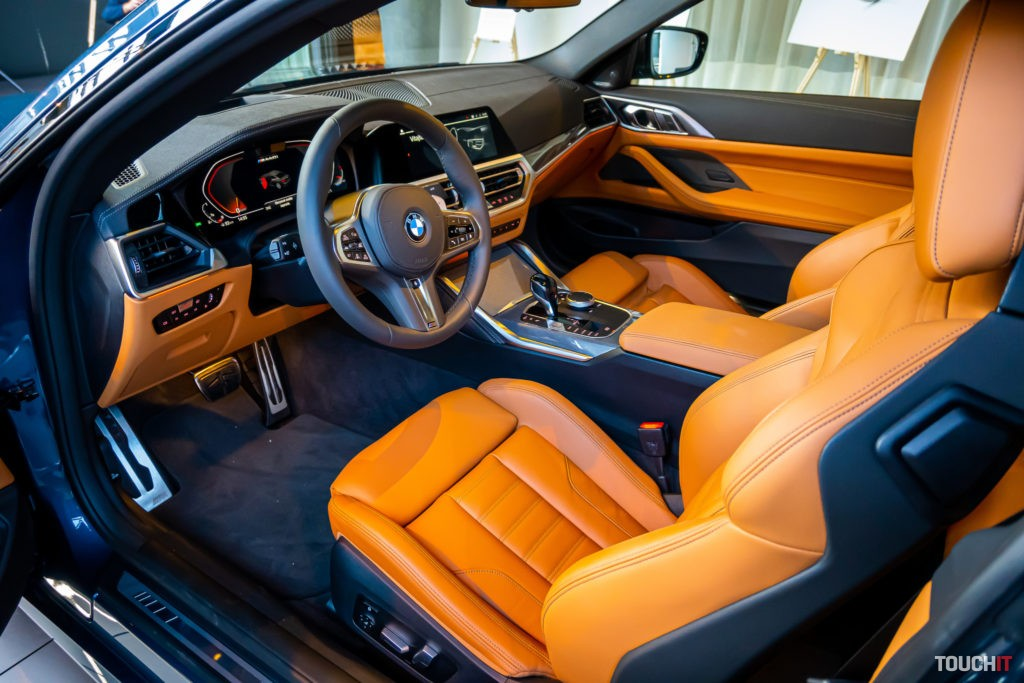 BMW M440i Coupé