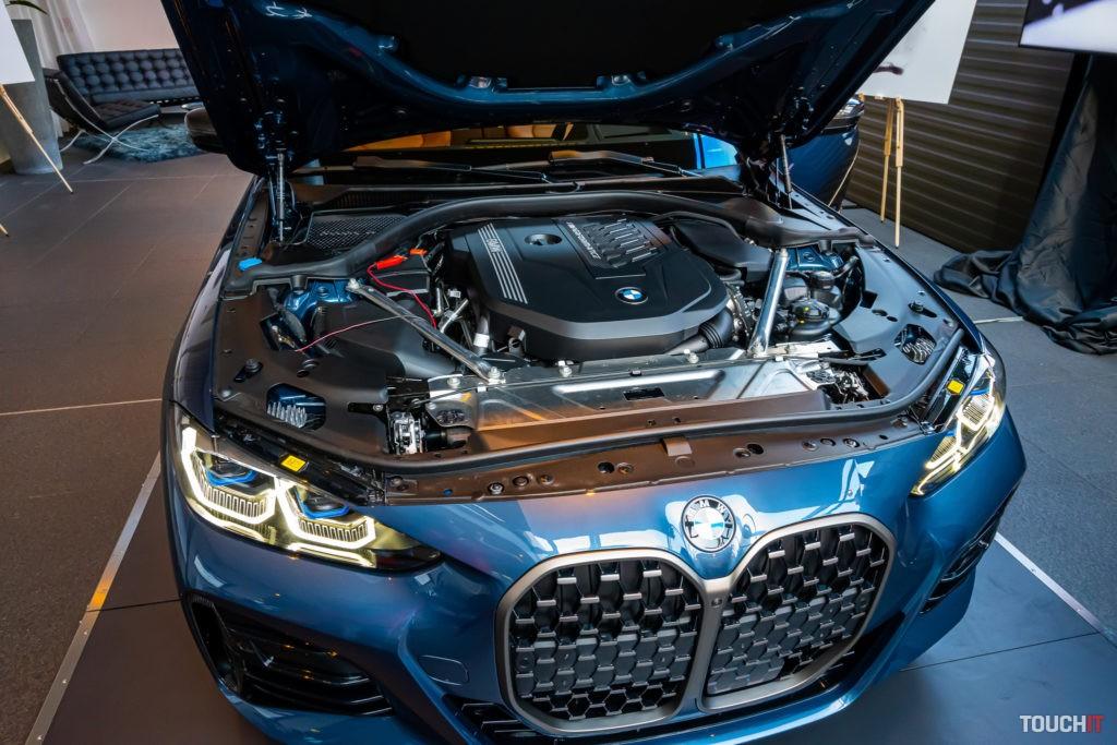 Pohonná jednotka BMW M440i Coupé
