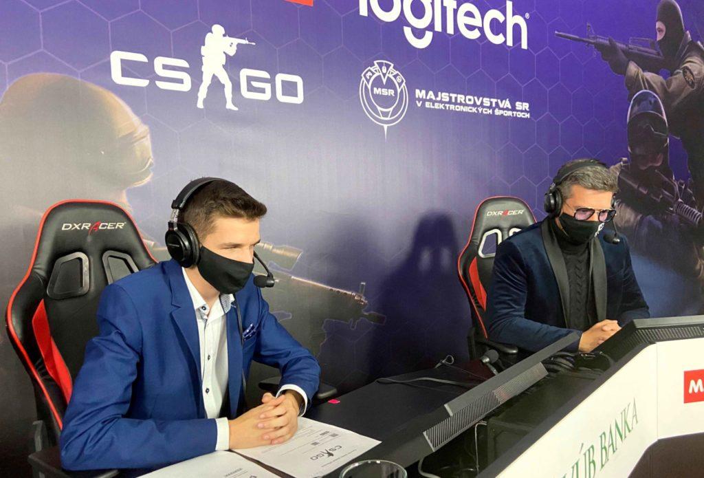 Majstrovstvá SR v elektronických športoch 2020