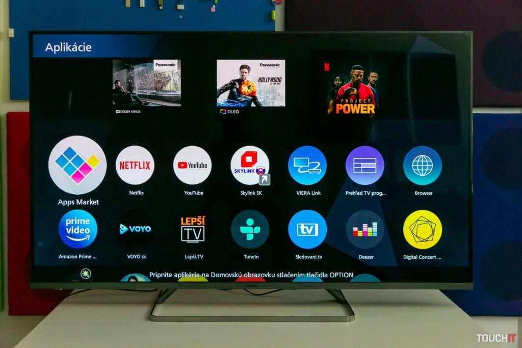 Operačný systém my Home Screen 5.0