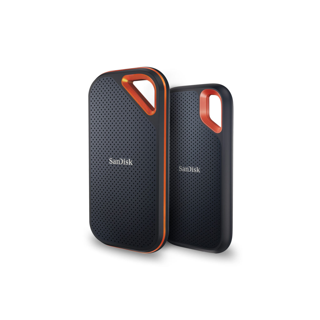 SanDisk Extreme a Extreme Pro