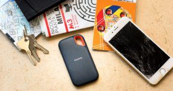 SanDisk Extreme umožňuje aj zálohu dát zo smartfónu