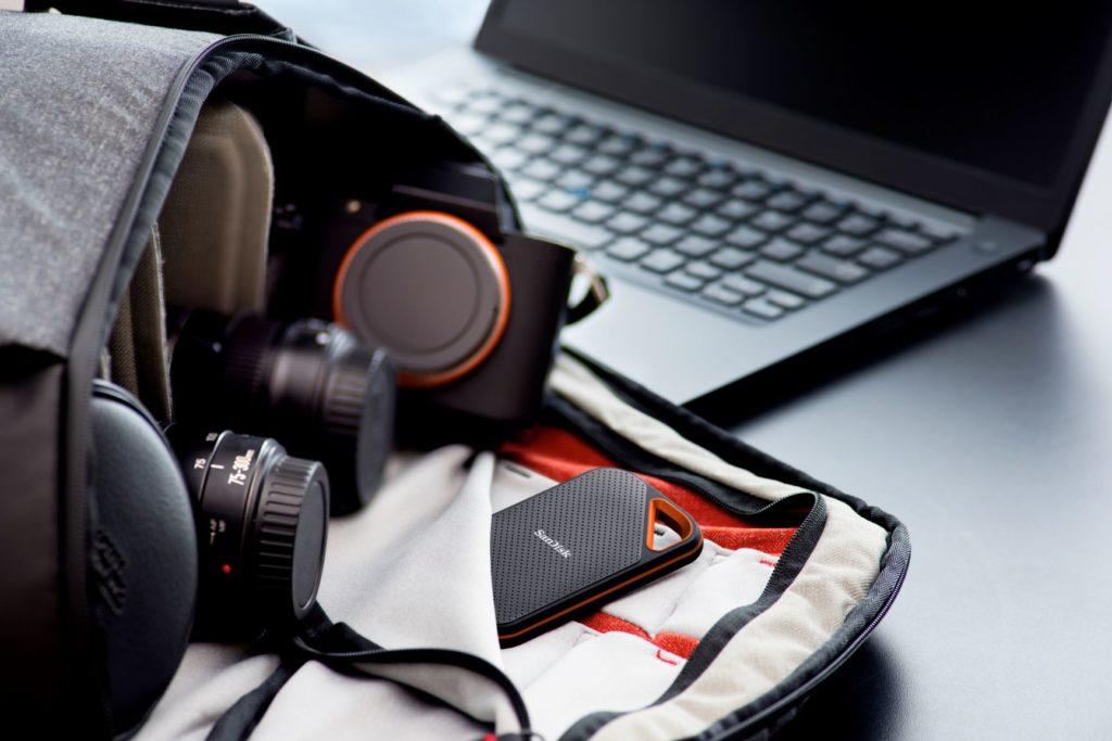 SanDisk Extreme je určený hlavne pre filmárov a fotografov