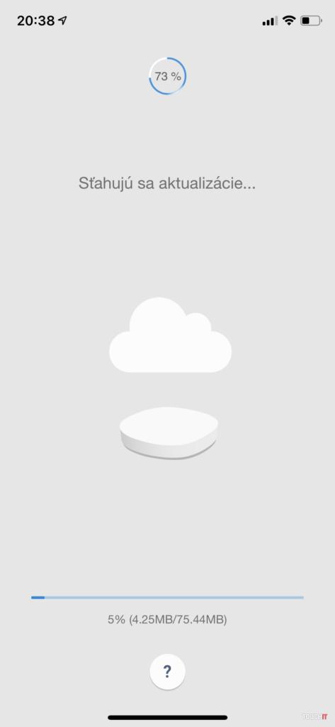 SmartThings_Aplikácia