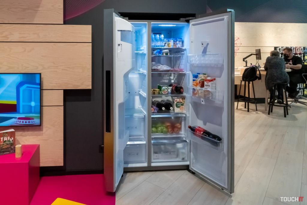 Inteligentná chladnička