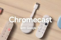 Chromecast s Google TV