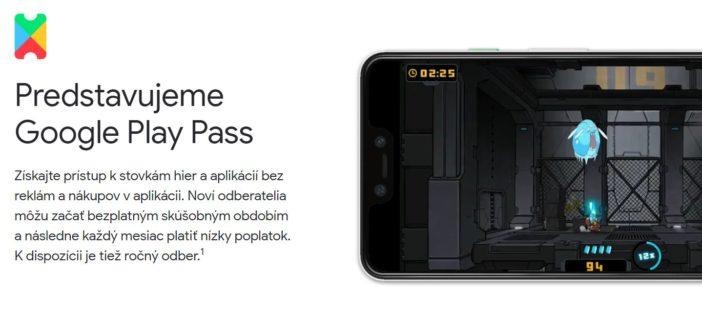 Google Play Pass funguje už aj na Slovensku