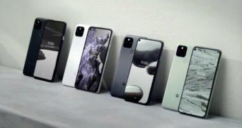 Google Pixel 5 a 4a 5G