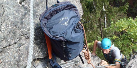Lezecký batoh Outdoor