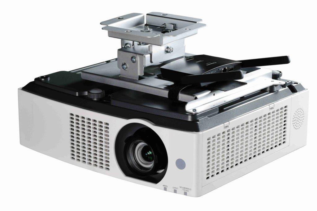 Prijímač PressIT na projektore