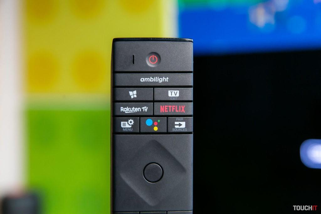 Diaľkové ovládanie pre Philips OLED+805
