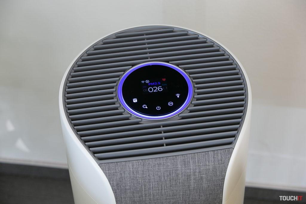 Philips Dual Scan je jej dotykový displej