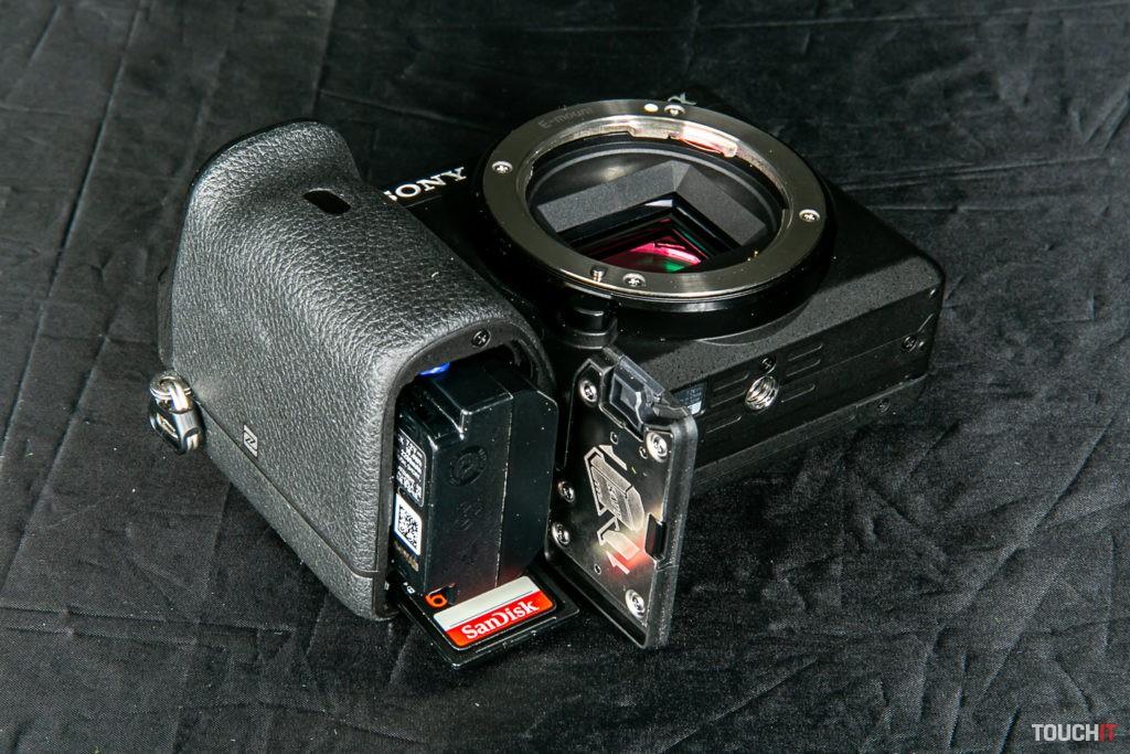 Batéria na Sony A6600