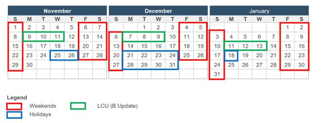 patch calendar microsoft