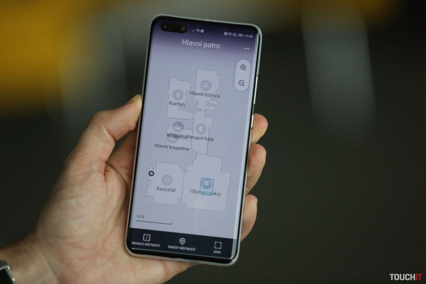 Vynovená aplikácia iRobot Home